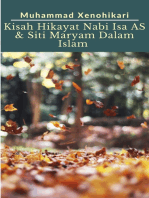 Kisah Hikayat Nabi Isa AS & Siti Maryam Dalam Islam