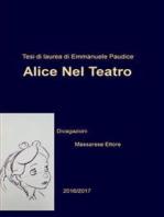 Alice nel teatro (divagazioni)