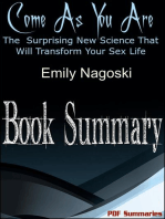 Come As You Are (Book Summary)