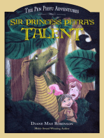 Sir Princess Petra's Talent - The Pen Pieyu Adventures (book #2)