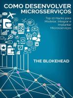 Como desenvolver Microsserviços