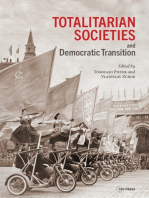 Totalitarian societies and democratic transition