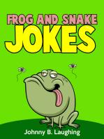 Frog and Snake Jokes