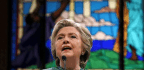 Hillary Wants to Preach