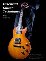 Essential Guitar Techniques