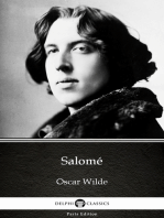Salomé by Oscar Wilde (Illustrated)
