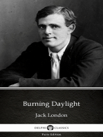 Burning Daylight by Jack London (Illustrated)