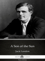 A Son of the Sun by Jack London (Illustrated)