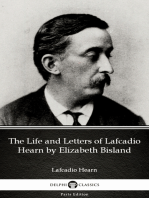 The Life and Letters of Lafcadio Hearn by Elizabeth Bisland by Lafcadio Hearn (Illustrated)