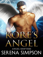 Kore's Angel: Angel Shifters, #1