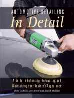 Automotive Detailing in Detail