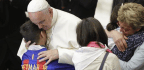 Families Bear the Burden of This Disease in Silence. Pope Francis Made Us Into a Community