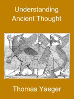 Understanding Ancient Thought