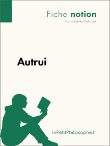 Autrui (Fiche notion): LePetitPhilosophe.fr - Comprendre la philosophie