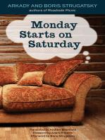 Monday Starts on Saturday