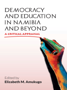 Democracy and Education in Namibia and Beyond: A Critical Apprasial