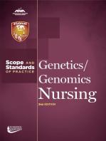 Genetics/Genomics Nursing