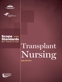Transplant Nursing: Scope and Standards of Practice