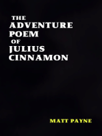 The Adventure Poem of Julius Cinnamon