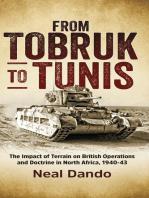 From Tobruk to Tunis