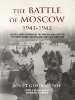 The Battle of Moscow 1941–1942