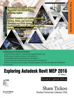 Exploring Autodesk Revit MEP 2016