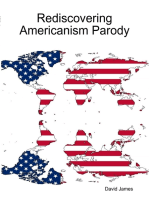 Rediscovering Americanism Parody