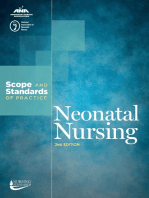 Neonatal Nursing: Scope and Standards of Practice