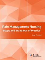 Pain Management Nursing