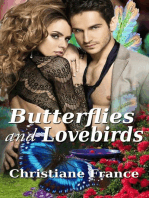 Butterflies And Lovebirds