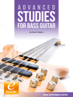 Advanced Studies for Bass Guitar