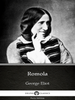 Romola by George Eliot - Delphi Classics (Illustrated)