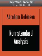 Non-standard Analysis