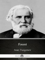 Faust by Ivan Turgenev - Delphi Classics (Illustrated)