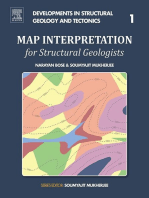 Map Interpretation for Structural Geologists