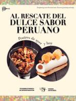 Al rescate del dulce sabor peruano