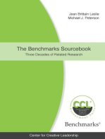 The Benchmarks Sourcebook