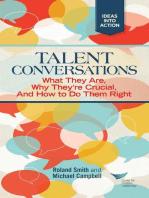 Talent Conversation