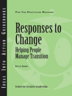 Responses to Change
