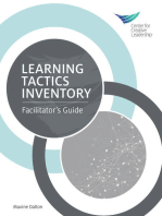 Learning Tactics Inventory