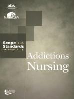 Addictions Nursing