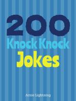 200 Knock Knock Jokes