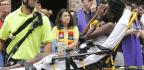 Car Strikes Charlottesville Crowd, 1 Dead