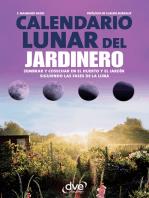 Calendario lunar del jardinero