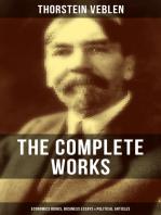 THE COMPLETE WORKS OF THORSTEIN VEBLEN