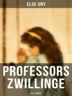 Professors Zwillinge (Alle 5 Bände)