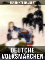 Deutche Volksmärchen von Benedikte Naubert
