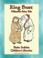 KING FROST - A Russian Fairy Tale with a moral
