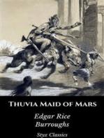Thuvia Maid of Mars