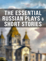 The Essential Russian Plays & Short Stories